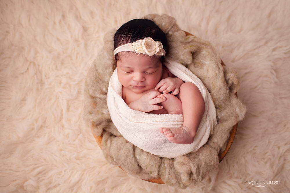 Edison nj newborn photographer